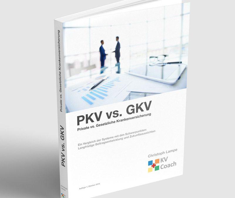 GKV VS. PKV – EIN VERGLEICH DER SYSTEME